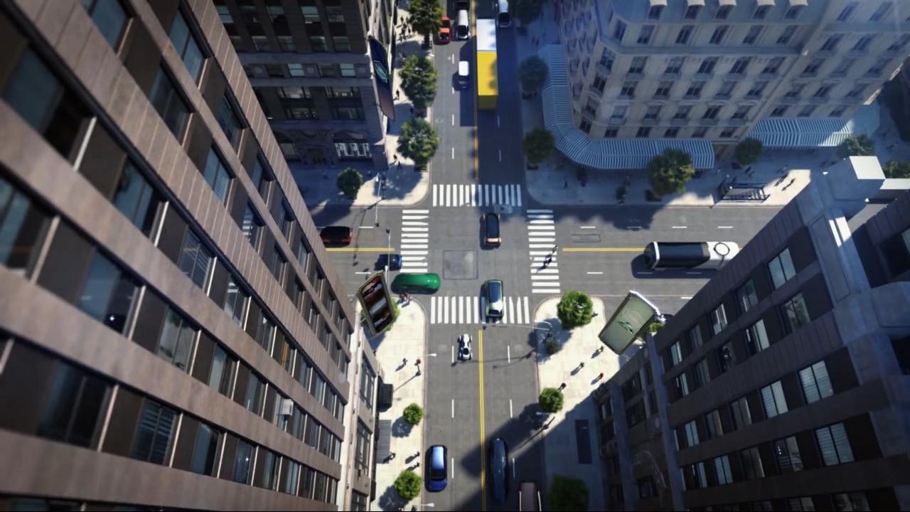 AID Autonomous Driving